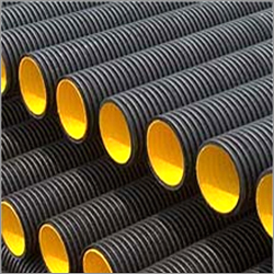 DWC HDPE Corrugated Pipe
