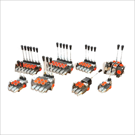 Hydraulic Mobile Control D.C. Valve