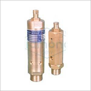 Brass Safety Valves