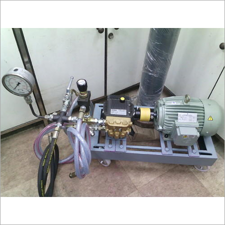 Hydro Test Pump