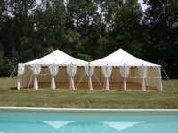 Double Maharaja Tent