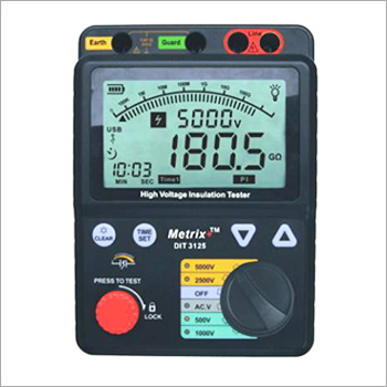 Digital Insulation Tester DIT 3125