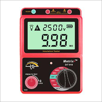 Digital Insulation Tester DIT 918