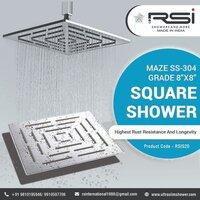 Ss Round Shower