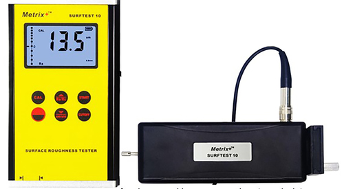 Surface Roughness Tester Surftest 10