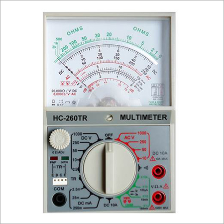 Analog Multimeter HC