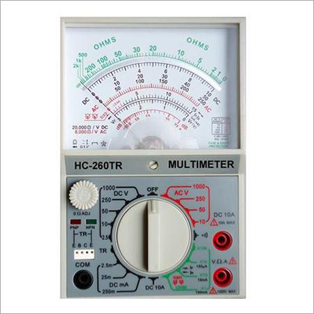 Analog Multimeter HC