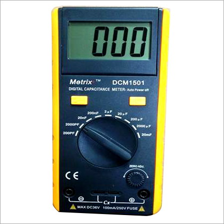 Digital Capacitance Meter DCM 1501