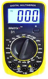 Digital Multimeter 31