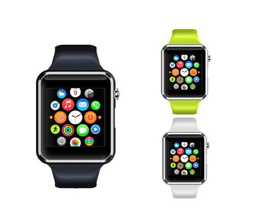 Digital Bluetooth SIM phone smart watch with 1.56 inch touch screen waterproof 1.3 MP camera
