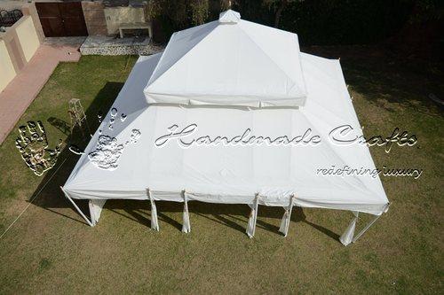 Mughal Tent Top