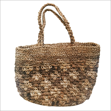 Banana Fiber Handicraft Bag