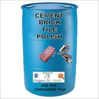 CEMENT BRICK TILE POLISH