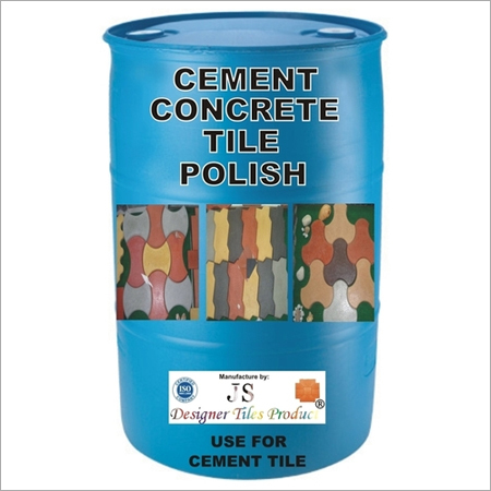 CEMENT CONCRETE TILE POLISH