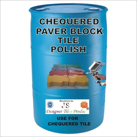 CHEQUERED AND PAVER BLOCK POLISH