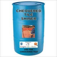 CHEQUERED TILE LACQUER SHINER
