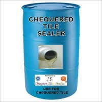 CHEQUERED TILE SEALER