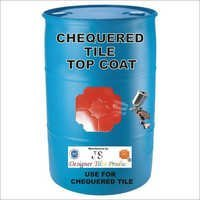 CHEQUERED TILE TOP COAT