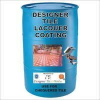 DESIGNER TILE LACQUER COATING