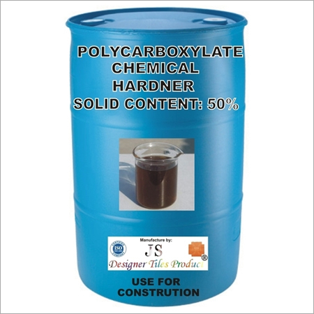 POLYCARBOXYLATE CHEMICAL HARDENER