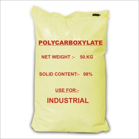 Polycaroboxylate Ether Superplasticizer