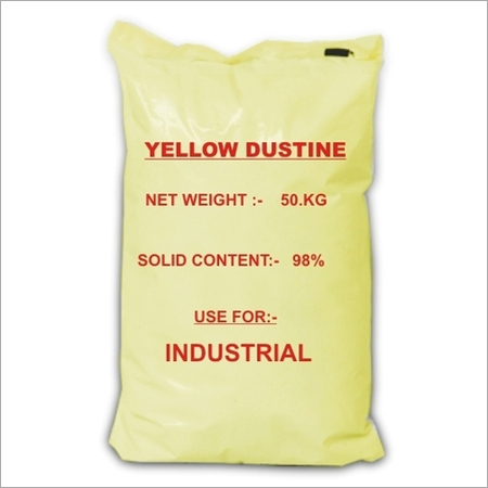 YELLOW DUSTINE