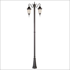 Decorative Garden Light Poles