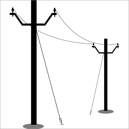 Electrical Transmission Line Poles