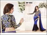Stylish Fancy Party Wear Saree
