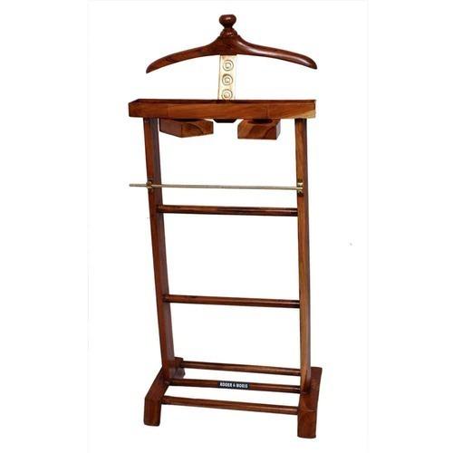 Wooden Coat Stand (Teak)