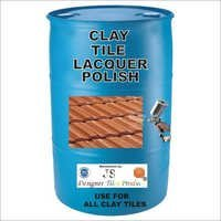 CLAY TILE LACQUER POLISH