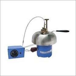 Laboratory Flash Point Apparatus