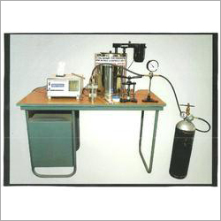 Digital Bomb Calorimeter With Automatic Calculation System