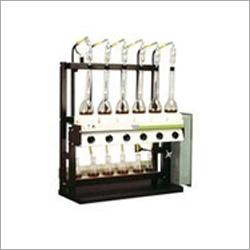 Laboratory Kjeldahl Digestion Unit