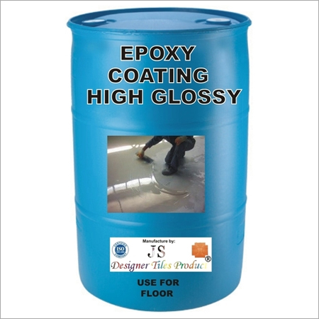 EPOXY COATING HIGH GLOSSY