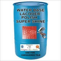 WATER BASE LACQUER POLISH SUPER SHINE