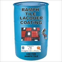 RAMPH TILE LACQUER COATING