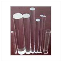 Acrylic Clear Rods