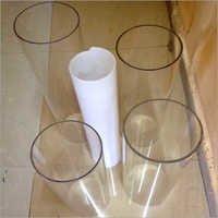 Clear Acrylic Tube