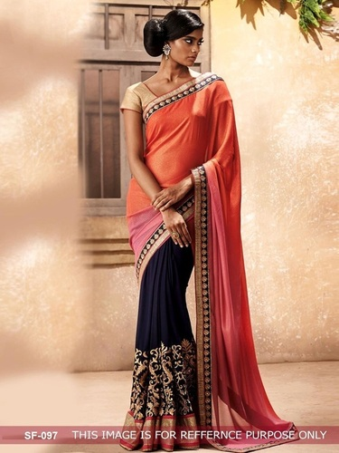 Designer Stylish Fancy Saree