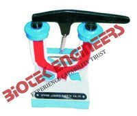 Spring Loaded Safety Valve
