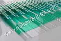 Green Polycarbonate Sheet