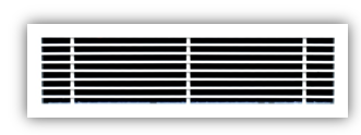 Air Grill Louvers