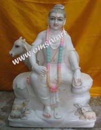 Marble Duttatray Statue