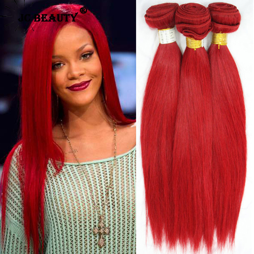 Red Human Hair