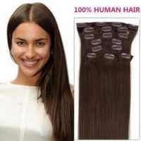 Brown Human Hair