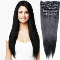 Black Human Hair Extension