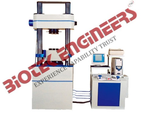 Strength of Material Testing Equipments