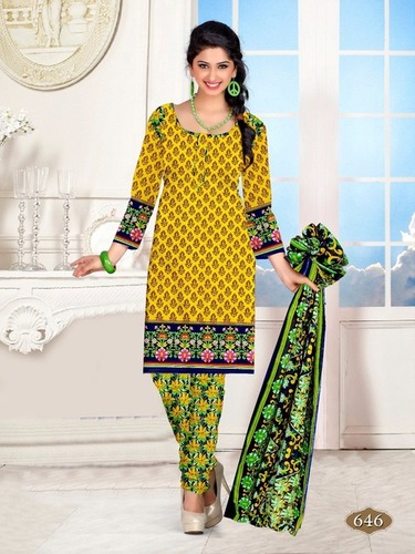 Royal IPL Salwar Suit