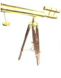 Telescope With Tripod Stand